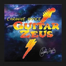 Guitar Zeus Autographed LP