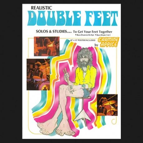 Realistic Double Feet